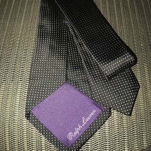 Ralph Lauren Purple Label Necktie